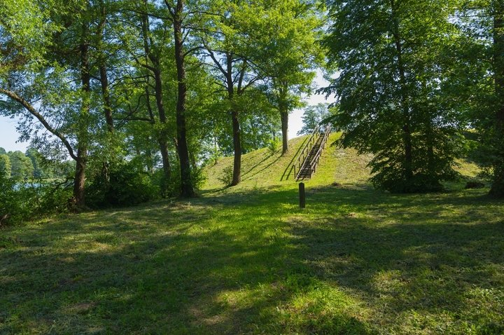 Ancient Defensive Fortification – Okopka Hill