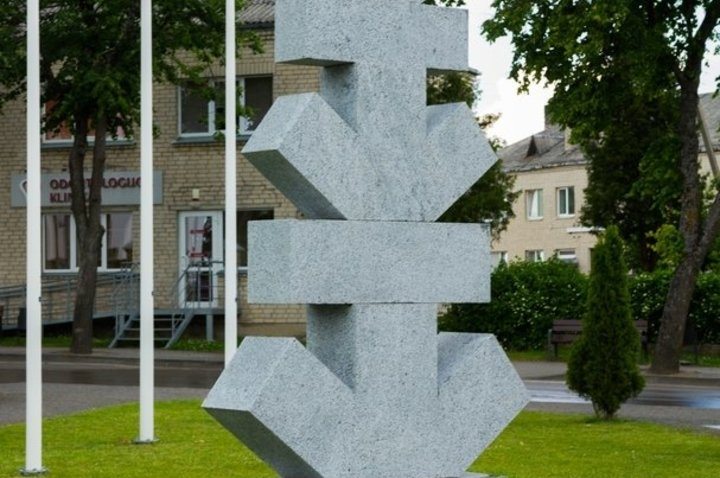 Denkmal für Adolfas Ramanauskas-Vanagas