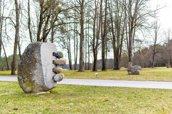 Skulptūrų parkas Žakui Lipšicui atminti
