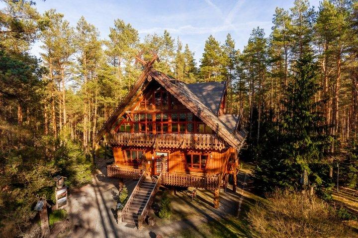 Miško muziejus Girios aidas