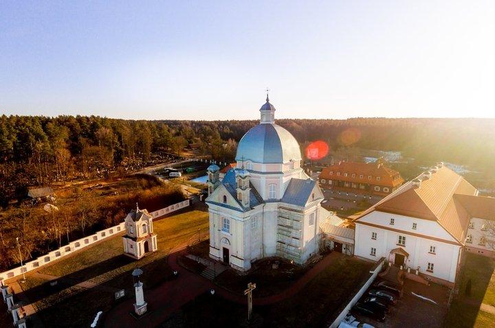 Kościół Św. Trójcy w Liszkowie
