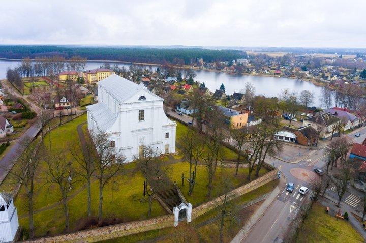 Костел Св. Георгия в Вейсеяй
