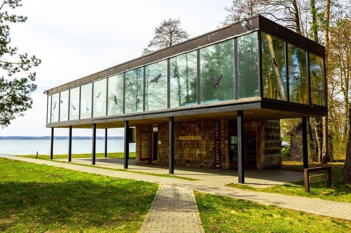 Metelių regioninio parko lankytojų centras