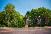 Monument to Mikalojus Konstantinas Čiurlionis