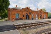 Bahnhof Šeštokai