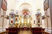 Liškiavos Švč. Trejybės bažnyčia